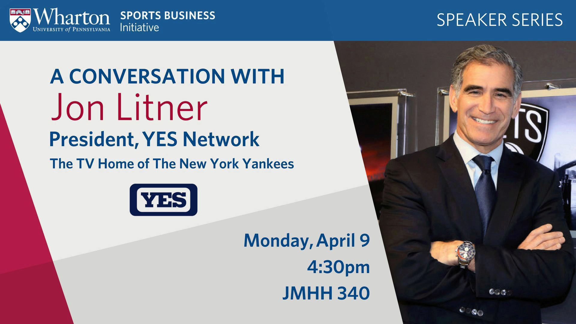 a conversation with jon litner - wharton sports business initiative
